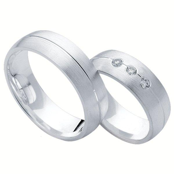 SP-A27 Snubní prsteny SP-A27