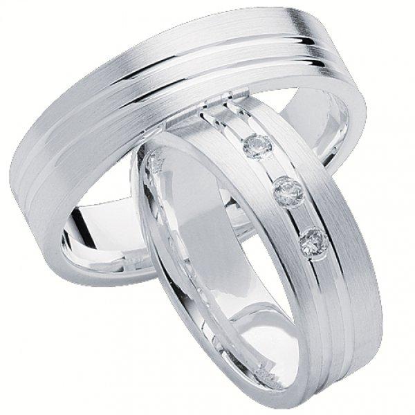 SP-A23 Snubní prsteny SP-A23