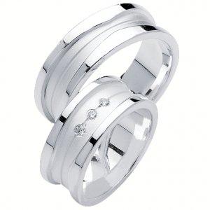 SP-A29 Snubní prsteny SP-A29