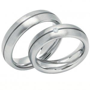 Snubní prsteny chirurgická ocel SPTS131 SPTS131