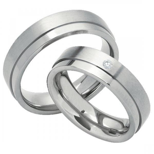 Snubní prsteny chirurgická ocel SPTS125 SPTS125
